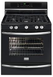 Brand: FRIGIDAIRE, Model: FGGF3076KW, Color: Black