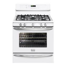Brand: FRIGIDAIRE, Model: FGGF3076KW, Color: White