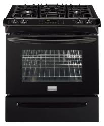 Brand: Frigidaire, Model: FGGS3045KF, Color: Black