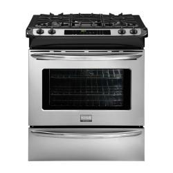 Brand: FRIGIDAIRE, Model: FGGS3045K, Color: Stainless Steel