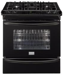 Brand: FRIGIDAIRE, Model: FGGS3065KW, Color: Black