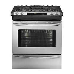 Brand: FRIGIDAIRE, Model: FGGS3065KW, Color: Stainless Steel