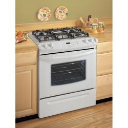 Brand: Frigidaire, Model: FGS365EB, Color: White-on-White
