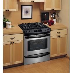 Brand: Frigidaire, Model: FGS365EQ, Color: Stainless Steel