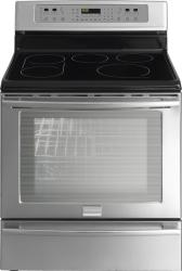 Brand: Frigidaire, Model: FPEF3081KF, Color: Stainless Steel