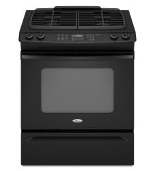 Brand: Whirlpool, Model: GW399LXUQ, Color: Black