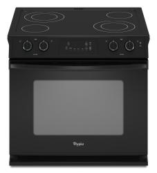 Brand: Whirlpool, Model: WDE350LVQ, Color: Black
