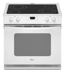 Brand: Whirlpool, Model: WDE350LVQ, Color: White