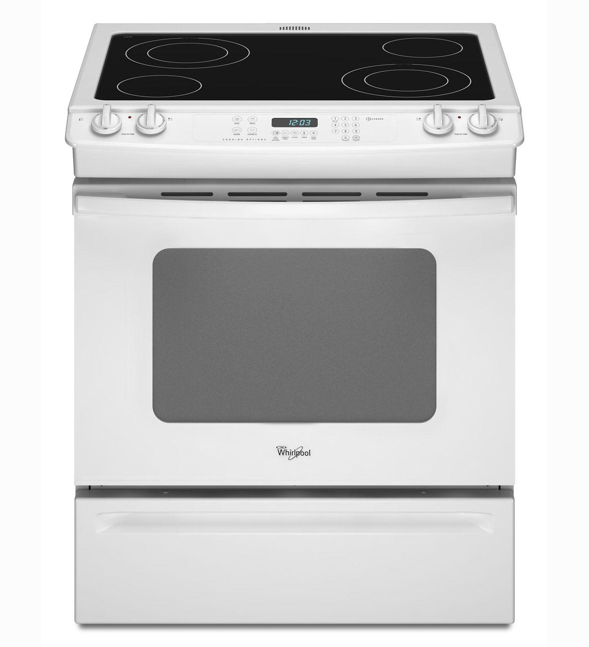 Gy397lxus Whirlpool Gy397lxus Gold Electric Slide In