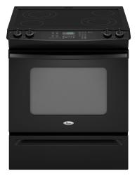 Brand: Whirlpool, Model: GY397LXU, Color: Black