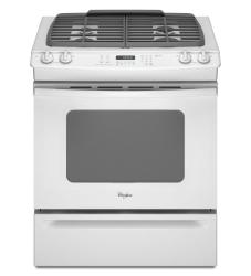 Brand: Whirlpool, Model: GW397LXUT, Color: White
