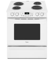 Brand: Whirlpool, Model: RY160LXTQ, Color: White
