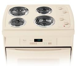 Brand: Whirlpool, Model: RS675PXGQ, Color: Bisque on Bisque