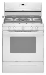 Brand: Whirlpool, Model: WFG381LVS, Color: White