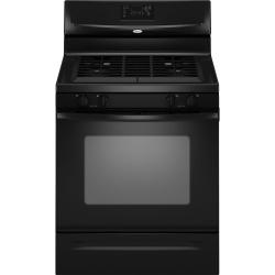 Brand: Whirlpool, Model: WFG371LVS, Color: Black