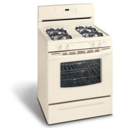 Brand: FRIGIDAIRE, Model: GLGFZ376FC, Color: Bisque-on-Bisque