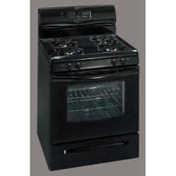 Brand: Frigidaire, Model: GLGFZ376FC, Color: Black-on-Black