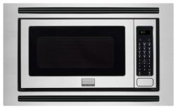 Brand: Frigidaire, Model: FGMO205KW, Color: Stainless Steel