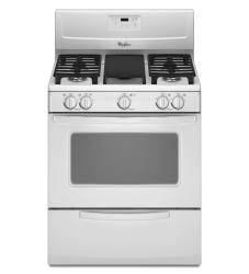 Brand: Whirlpool, Model: WFG231LV, Color: White
