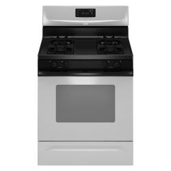 Brand: Whirlpool, Model: WFG361LVD, Color: Universal Silver
