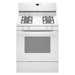 Brand: Whirlpool, Model: WFG361LVS, Color: White