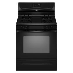 Brand: Whirlpool, Model: WFG361LVS, Color: Black