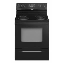 Brand: Whirlpool, Model: RF263LXTW, Color: Black-on-Black