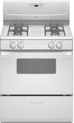 Brand: Whirlpool, Model: WFG114SVT, Color: White