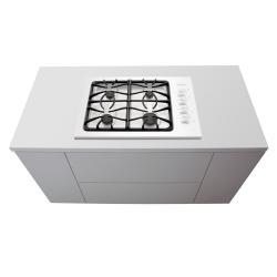 Brand: FRIGIDAIRE, Model: FGGC3045KW, Color: White