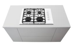 Brand: FRIGIDAIRE, Model: FGGC3065KS, Color: White