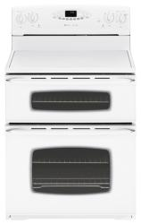 Brand: MAYTAG, Model: MER6775BAB, Color: Frost White