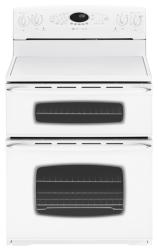 Brand: Maytag, Model: MER6875BAF, Color: Frost White