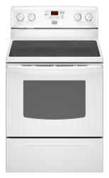 Brand: MAYTAG, Model: MER7765WW, Color: White