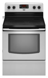 Brand: MAYTAG, Model: MER7765WW, Color: Stainless Steel