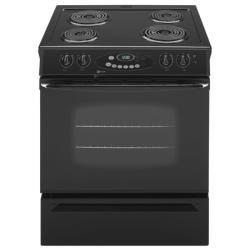 Brand: Maytag, Model: MES5552BAB, Color: Black