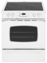 Brand: MAYTAG, Model: MES5752BAW, Color: White