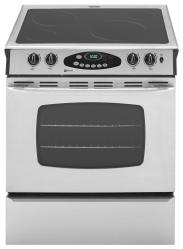 Brand: MAYTAG, Model: MES5752BAW, Color: Stainless Steel