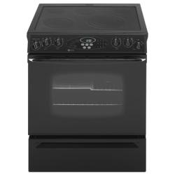 Brand: MAYTAG, Model: MES5775BAF, Color: Black