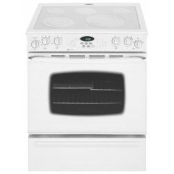 Brand: Maytag, Model: MES5775BAF, Color: Frost White