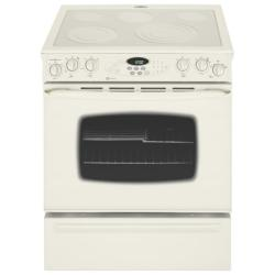 Brand: MAYTAG, Model: MES5775BAF, Color: Natural Bisque