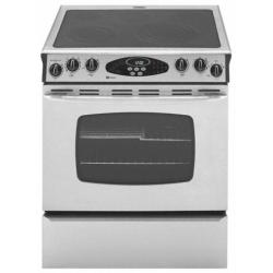 Brand: Maytag, Model: MES5775BAF, Color: Stainless Steel
