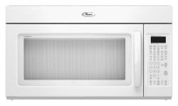 Brand: Whirlpool, Model: GMH6185XV, Color: White