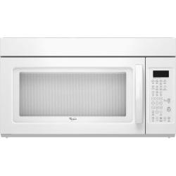Brand: Whirlpool, Model: WMH2175XVT, Color: White-On-White