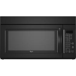 Brand: Whirlpool, Model: WMH2175XVT, Color: Black