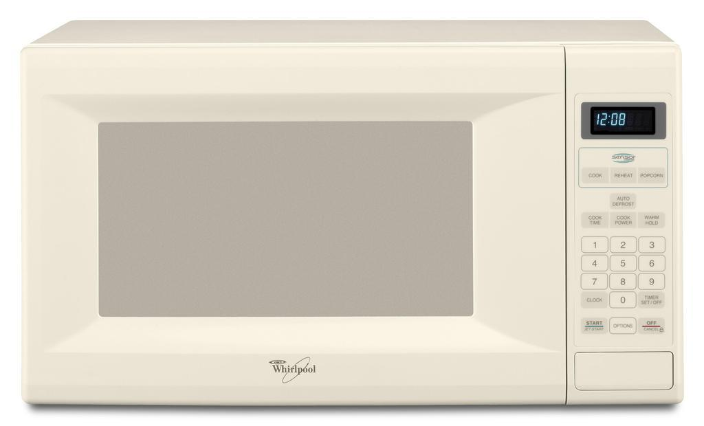 Countertop Microwave In Bisque Color : MT4155SPT Whirlpool mt4155spt Countertop Microwaves Bisque