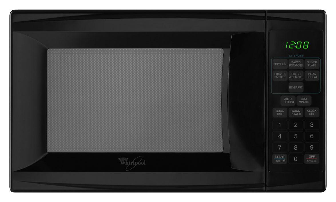 Whirlpool Mt4078spq 0 7 Cu Ft Countertop Microwave Oven