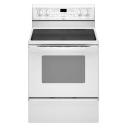 Brand: Whirlpool, Model: GFE471LVS, Color: White
