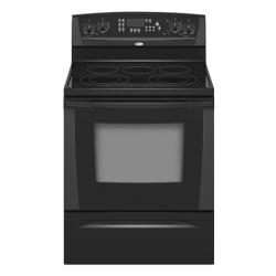 Brand: Whirlpool, Model: GR563LXSS, Color: Black