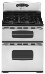 Brand: MAYTAG, Model: MGR6751BDS, Color: Stainless Steel