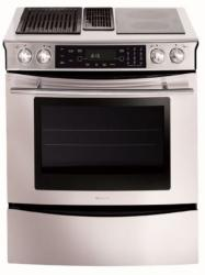 Brand: Jenn-Air, Model: JES9750BAB, Color: Stainless Steel